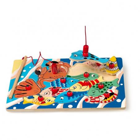 Chytanie rybiek Puzzle