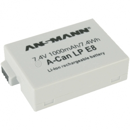 Ansmann A-Can LP-E8