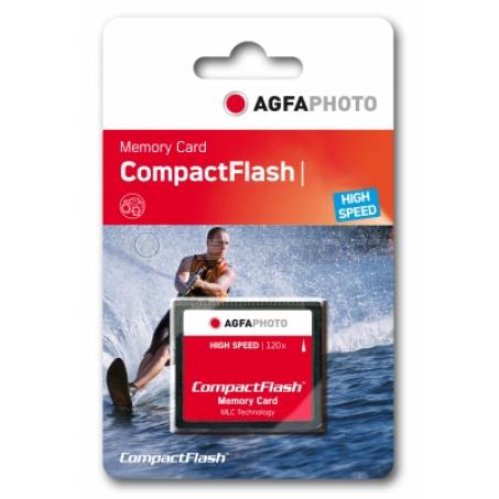 AgfaPhoto CompactFlash High Speed 4 GB