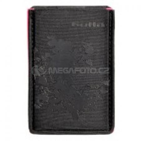 Golla black Apple Case Dime L black/pink