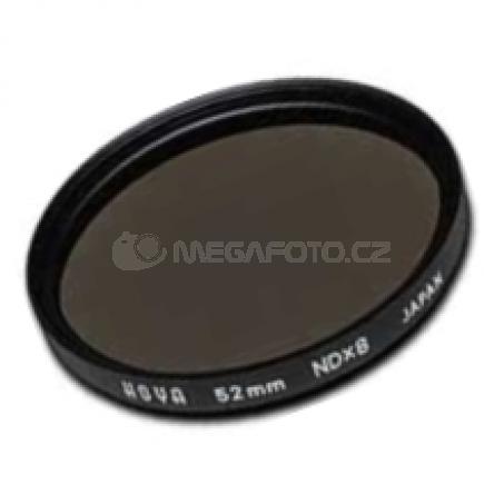 Hoya ND8 gray HMC 49 mm