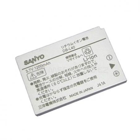 Sanyo DB-L40