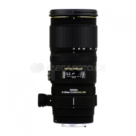 Sigma 70-200/2,8 APO DG EX IF HSM OS
