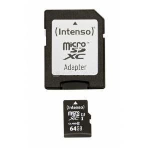 Intenso microSDXC UHS-I 64 GB (3423490)