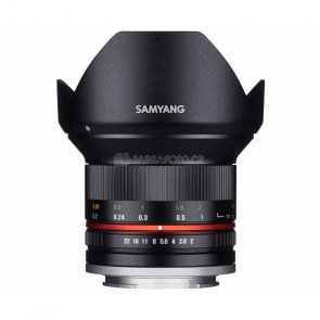 Samyang 12/2,0 NCS CS pro Sony E