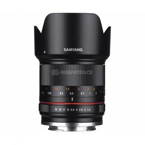 Samyang 22/1,4 ED AS UMC CS pre Sony E