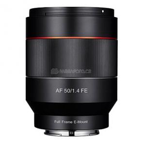 Samyang AF 50/1,4 pre Sony E