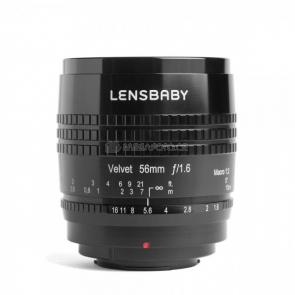Lensbaby Velvet 56 MFT [LBV56BM]