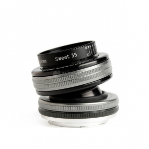 Lensbaby Composer Pro II + Sweet 35 Optic Canon EF [LBCP235C]