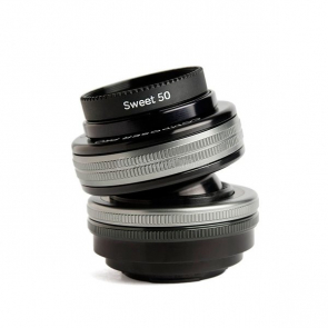 Lensbaby Composer Pro II + Sweet 50 Optic MFT [LBCP250M]
