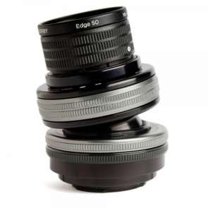 Lensbaby Composer Pro II + Edge 50 Optic Fuji X [LBCP2E50F]