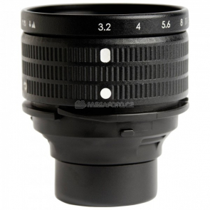 Lensbaby Edge 50 Optic [LBE50]
