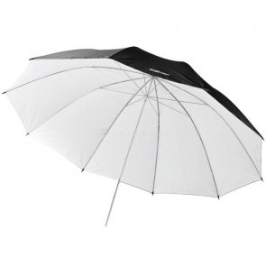 walimex pro Reflex Umbrella black/white,150 cm [17659]