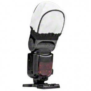 walimex pro Univ Fabric Diffuser for Compact Flashes [17580]