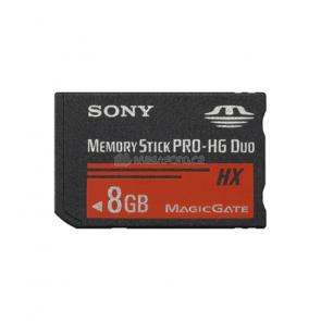 Sony Memory Stick Pro HG Duo HX 8 GB [MSHX8B2]