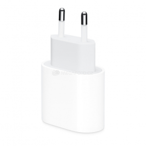 Apple USB-C Power Adapter 20 W [MHJE3ZM/A]