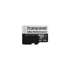 Transcend 340S microSDXC 128 GB UHS-I U3 A2 [TS128GUSD340S]