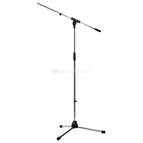 K&M 210/6 Microphone stand chrome