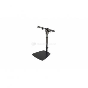 K&M 25995 Table- /Floor microphone stand black