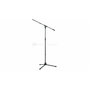 210/6 Microphone stand black
