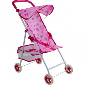 Kočiarik golfové palice (bugina) ružový