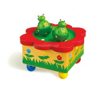 Hrajúca uspávanka Žabky