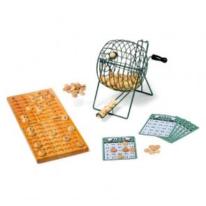 Bingo drevené