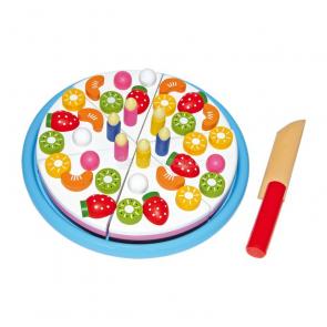 Narozeninový dort ovocný