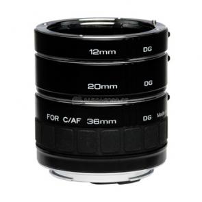 Kenko Extension Tube Set DG Canon EF/EF-S