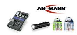 Výrobky Ansmann